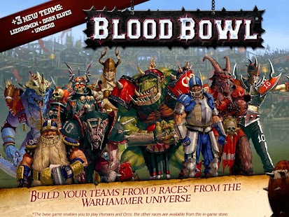 Blood Bowl Screenshot 2