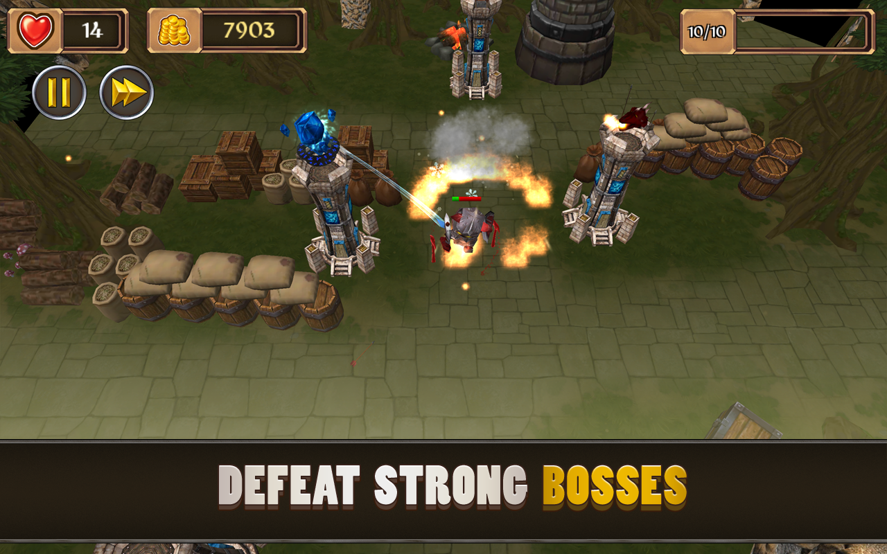 King's Guard TD- screenshot