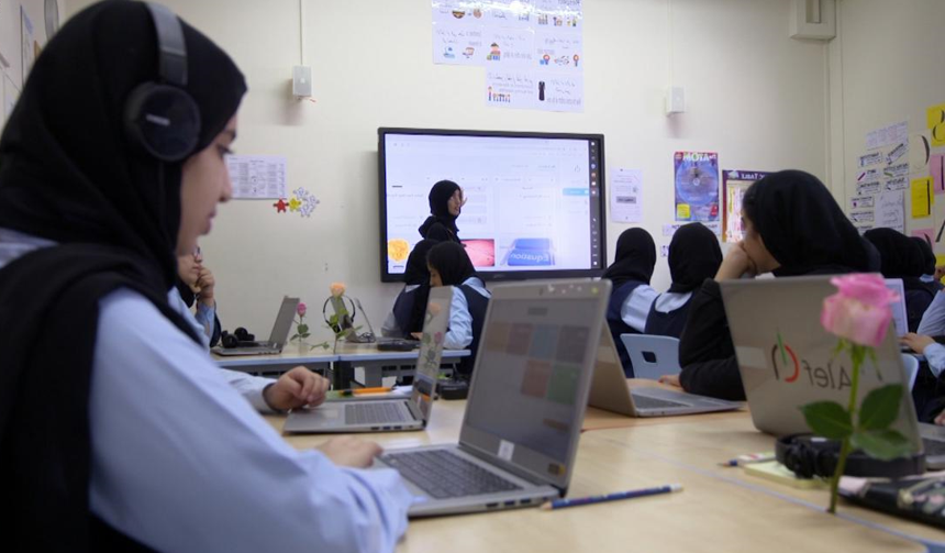 Artificial Intelligence Being Used in Classrooms in Dubai to Transform Kids Learning Experience