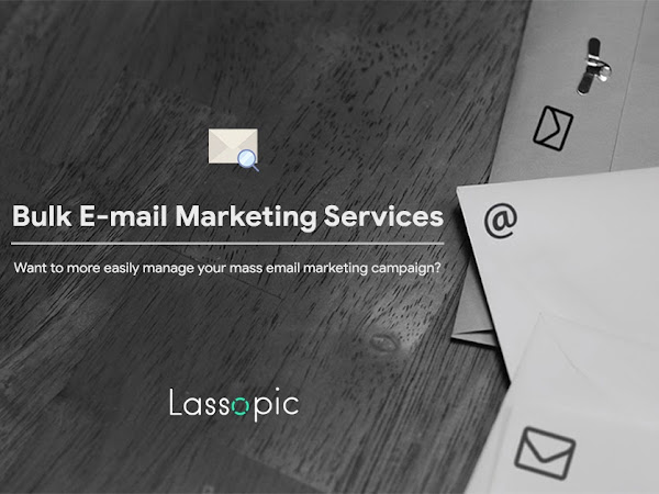 Lassopic - bulk email service provider in chennai