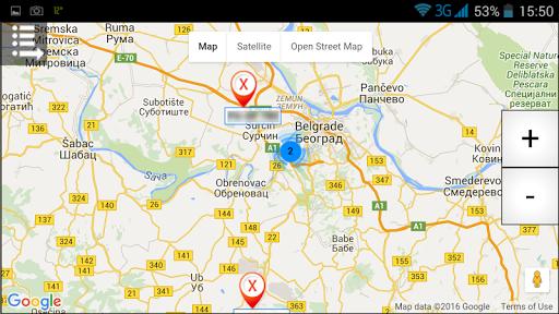 GPS Tragau010d  screenshots 6