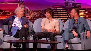 Ian McKellen; Louis Tomlinson; Simon Pegg thumbnail