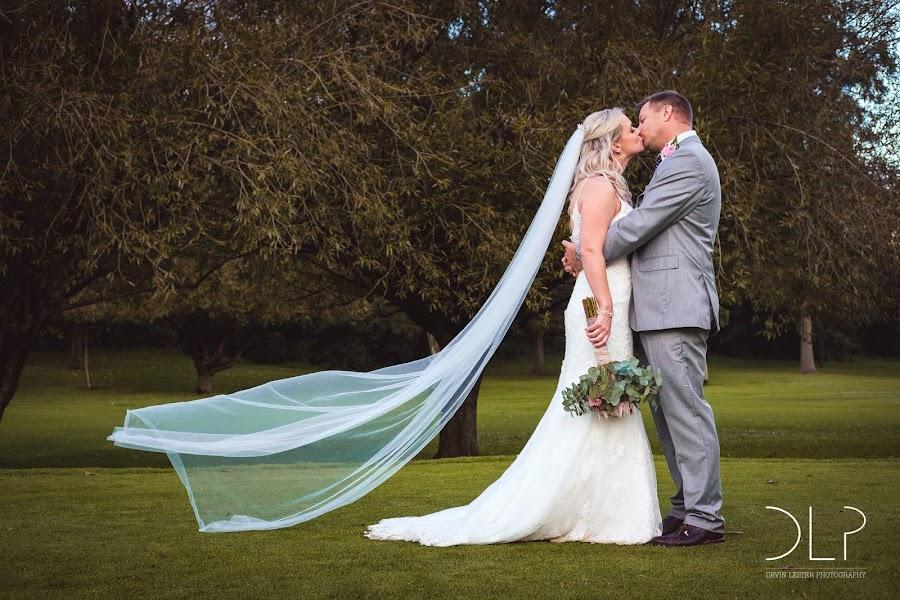 Wedding photographer Devin Lester (Devin). Photo of 02.01.2019