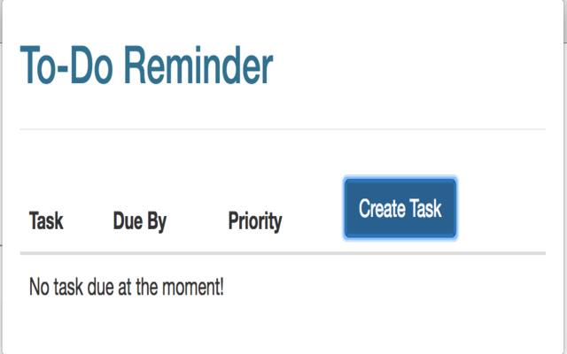 To-do Reminder