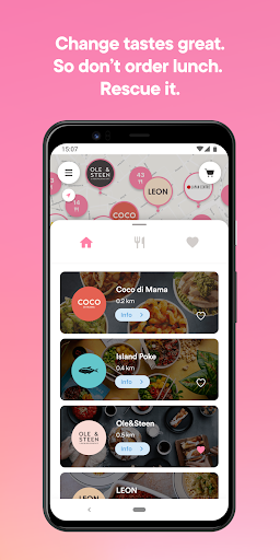 Karma - Rescue unsold food 2.6.1 Screenshots 3
