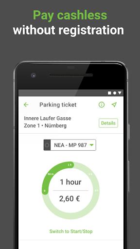 PayByPhone Parking screenshot 4