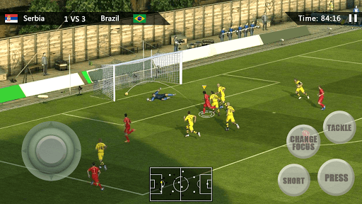 Real Soccer League Simulation Game 1.0.2 screenshots 12