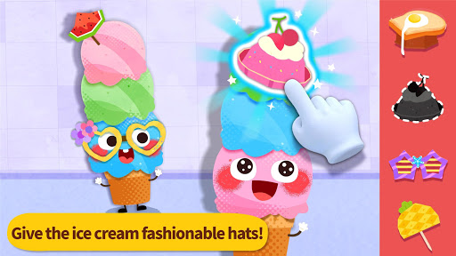 Baby Panda's Food Party Dress Up screenshots 2