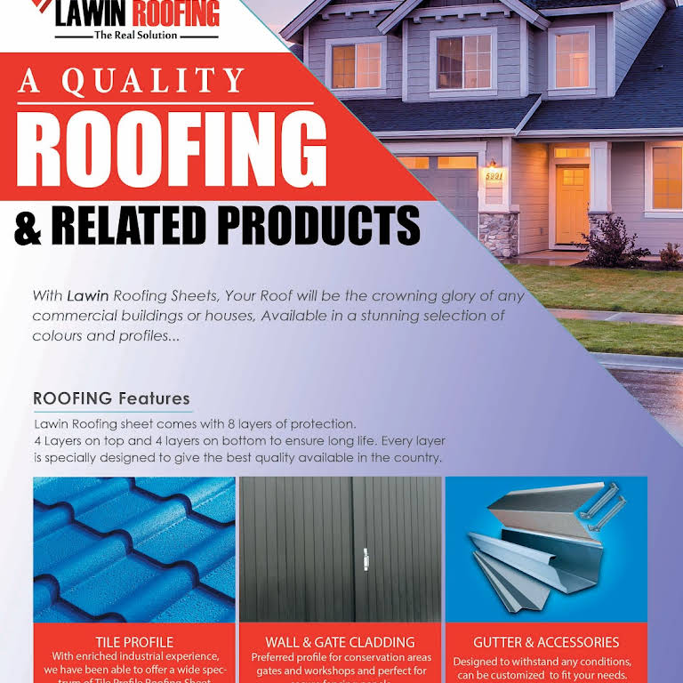 Lawin Roofing - Roofing Supply Store in Narammala Tile