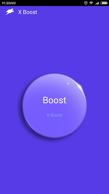 X Boost - screenshot