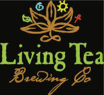 Logo for Living Tea Brewing Co