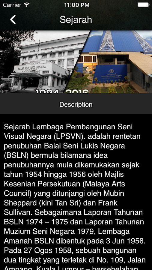 LPSVN Mobile Apps v2- screenshot
