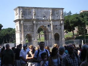 Photo: Roman Triumphant Arch