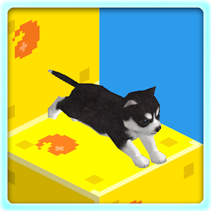 Puppy Infinite Stair for PC and MAC