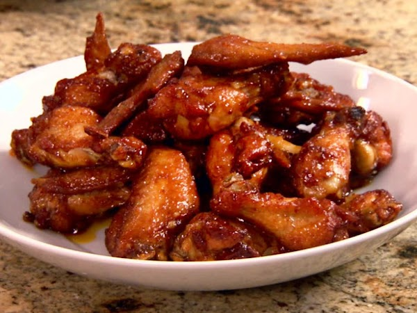 Exotic Five Spice Chicken Wings Recipe