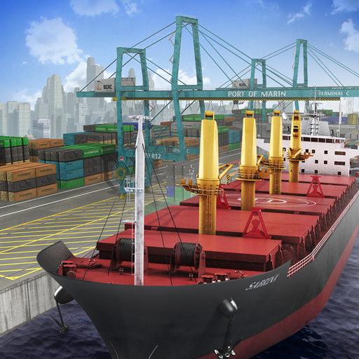 Cargo Ship Manual Crane 3 file APK for Gaming PC/PS3/PS4 Smart TV