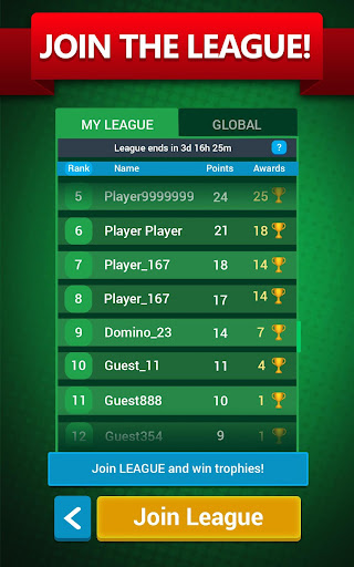Dominoes - Classic Domino Board Game 3.3.9 screenshots 19