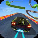 GT Racing: Skydrive stunt Timeless Race simulator icon