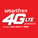 Smartfren 4G LTE Edukasi icon