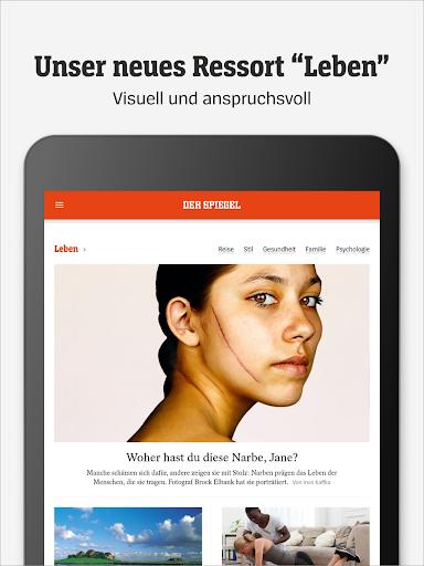 DER SPIEGEL - Nachrichten 4.1.2 screenshots 12