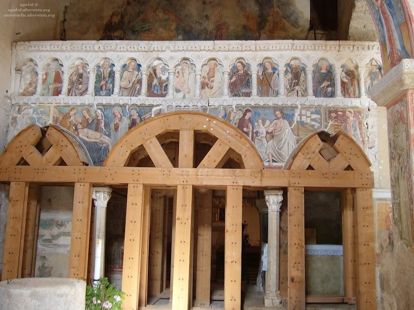 Val Nerina Ciesa di San Salvatore