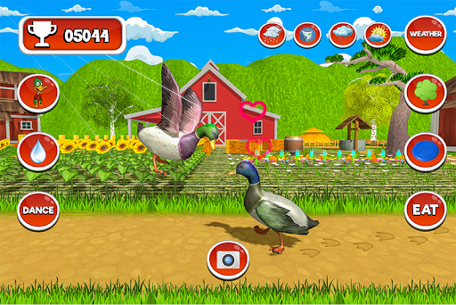 Talking Duck  screenshots 1
