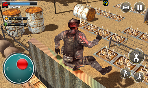 US Army Training Camp: Commando Force Courses 2018 1.0.4 {cheat|hack|gameplay|apk mod|resources generator} 4