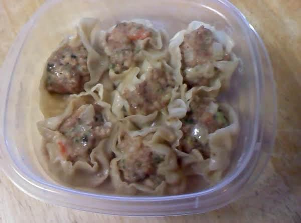 Shu Mai (dim Sum) Recipe