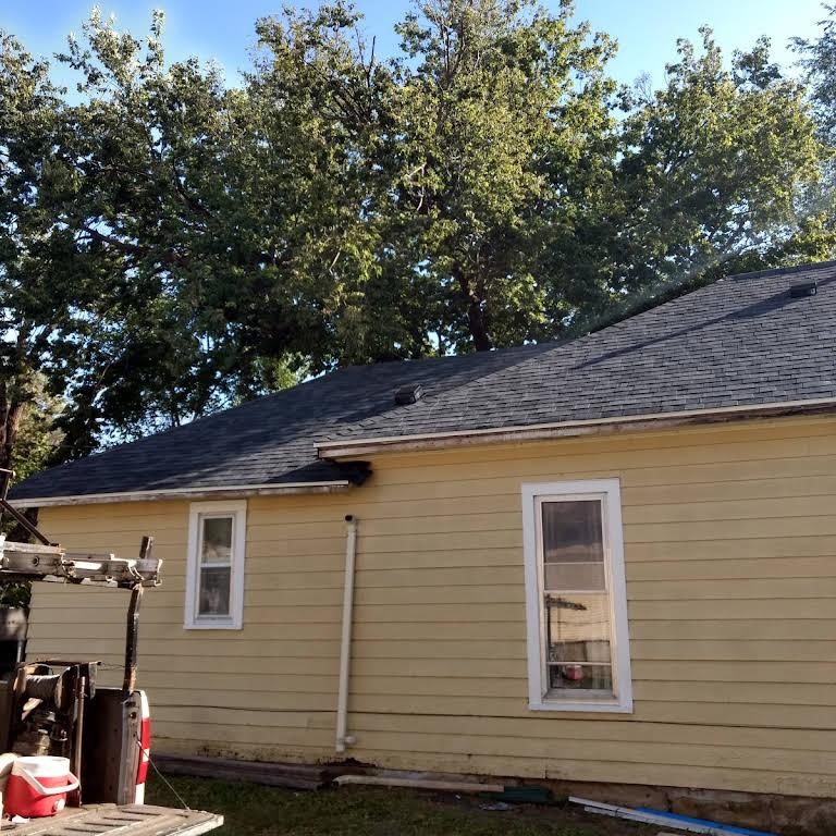 Everett Larson Roofing Siding Seamless Gutters Roofing