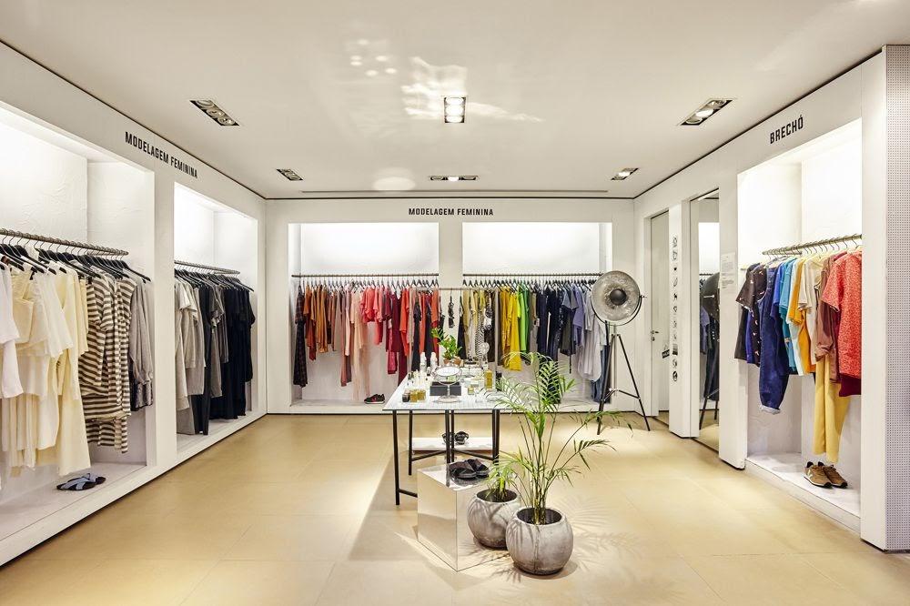 Thiết kế shop thời trang nữ - thiết kế shop quần áo nữ 4