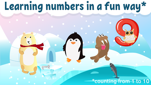 Learning numbers and counting for kids screenshots 2