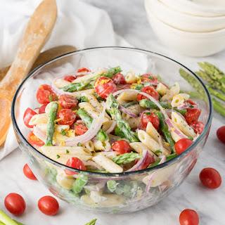 Asparagus Pasta Salad