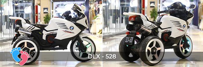 xe moto dien cho be DLX-528 1