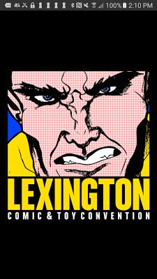 Lexington Comic Con 2017 - screenshot