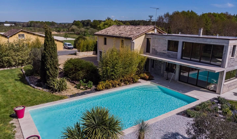 Propriété avec piscine Libourne