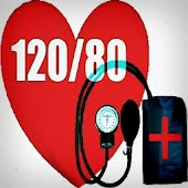 Blood Pressure Monitor Diary