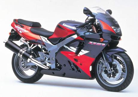 Kawasaki ZX 9  Ninja-manual-taller-despiece-mecanica