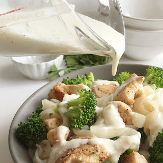Healthy Chicken Fettuccine Recipes