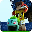 Pixelmon craft for android 3.0 icon