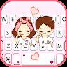 com.ikeyboard.theme.cute.couple.life