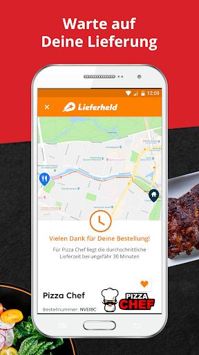 LIEFERHELD | Order Food screenshot 4