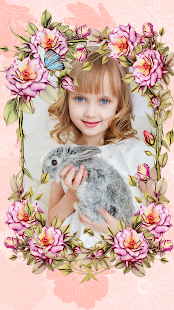 Download Floral frame photo editor 2020 For PC Windows and Mac apk screenshot 3