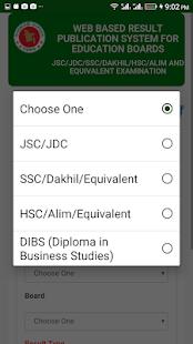 HSC Result 2019 (মার্কশীট সহ) apk free download