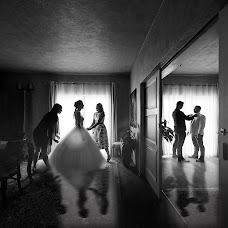 Wedding photographer Csaba Vámos (CsabaVamos). Photo of 14.10.2018