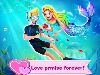 Mermaid Secrets20 –Mermaid Princess Love Promise