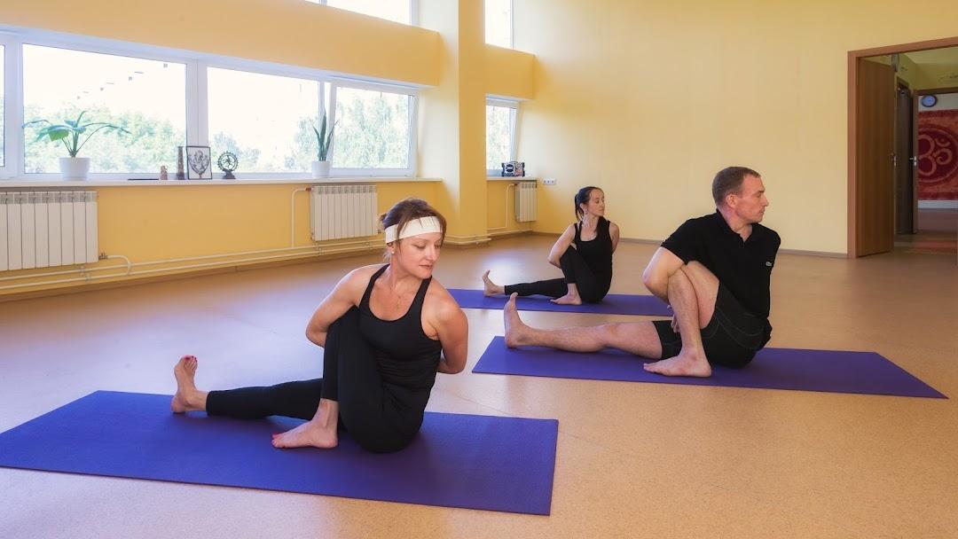 Клубы йоги москвы лучший сайт ночного клуба