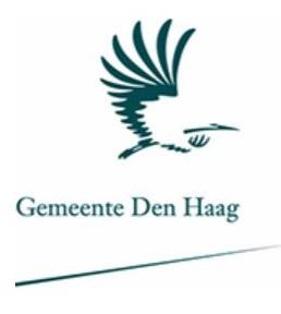 Kodision: gemeente Den Haag