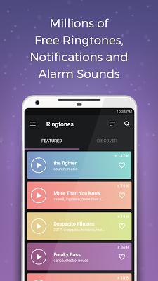 ZEDGE™ Ringtones & Wallpapers - screenshot