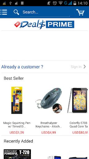 Dealsprime Mobile Store