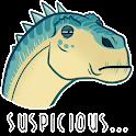 Cute Dinosaur Stickers For WhatsApp -WAStickerApps icon